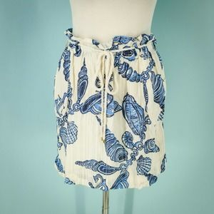 Lilly Pulitzer XS Fallin In Love Avery Skirt